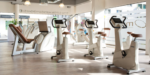 Gesundheitszentrum Niesters: Training