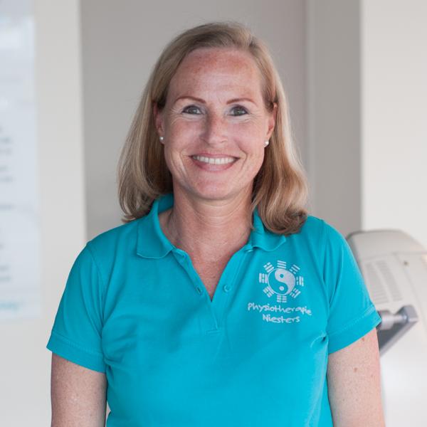 Fitnesstrainerin Silke Grünen – Gesundheitszentrum Niesters
