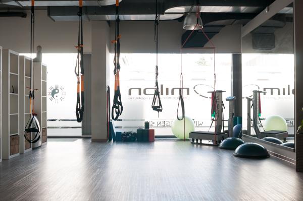 Gesundheitszentrum Niesters – Training – freier Bereich