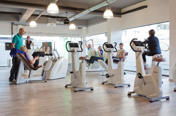 Gesundheitszentrum Niesters – Training – Milon Zirkel