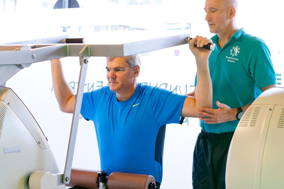 Gesundheitszentrum Niesters – Krankengymnastik am Geraet