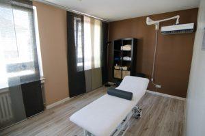 Gesundheitszentrum Niesters – Physiotherapie – Behandlungszimmer